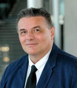 Michel Mondain, doyen de la Faculté de Médecine